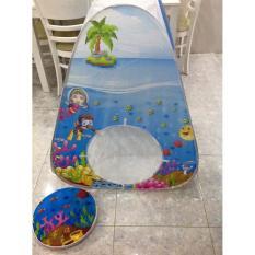 Lều chơi cho bé, lều đại dương có thể xếp gọn và tự bung ( sản phẩm như hình )