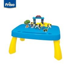 [Quà tặng không bán] Bàn chơi lego nam châm sáng tạo Friso
