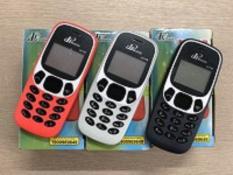 Điện thoại LV118 Đủ Pin, Sạc – 1SIM – Bảo hành 12 tháng