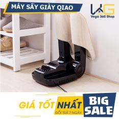 Máy sấy giầy , máy sấy khử mùi giày Qiao Qiao (Đen) – Máy sấy giày-Máy sấy khô giày-Máy khử mùi giày-Máy sấy giày và khử mui hôi của giày cao cấp-Máy Sấy-Máy-Tiết kiệm điện-Có chức năng hẹn giờ