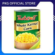 Bắp Hạt Đóng Hộp Taste-T 420g (Thái Lan)