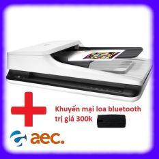Máy scan 2 mặt HP 2500 F1 ( Trắng ) + Khuyến mại loa bluetooth trị giá 300.000đ