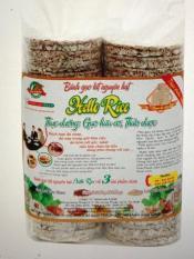 bánh gạo lứt hello rice (dưỡng sinh -chay)