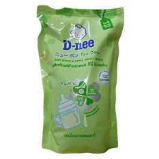 Dnee Rửa Bình Sữa Túi 600Ml