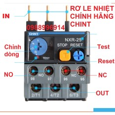 Role Nhiệt Chint