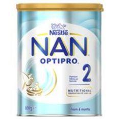 SỮA NAN OPTIPRO SỐ 2 (800G) ( dành cho trẻ từ 6 tháng trở lên ) – Date T1/2022