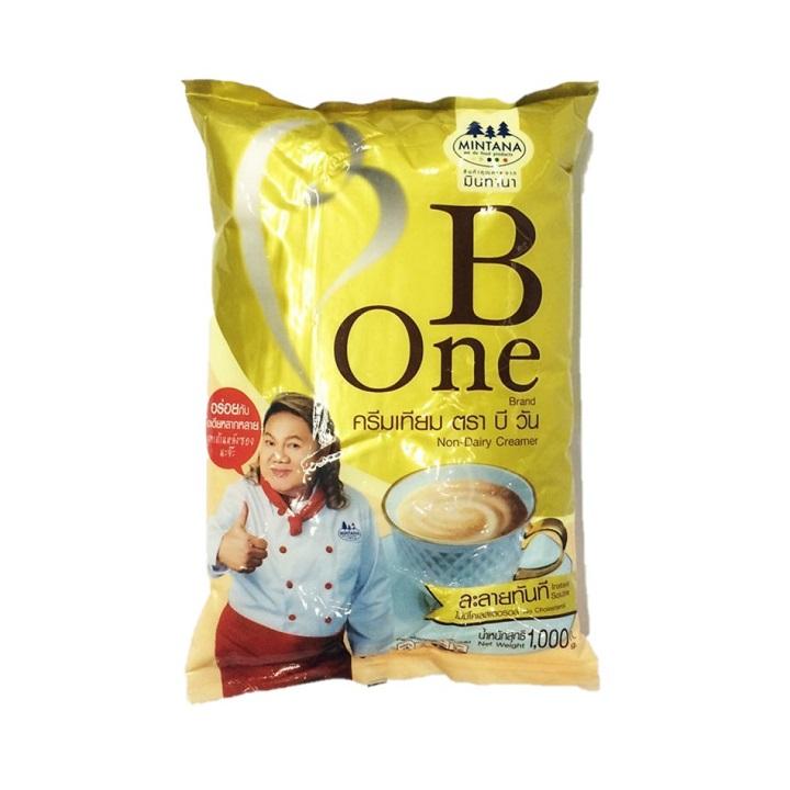 Bột kem béo B One Thái Lan pha trà sữa 1kg