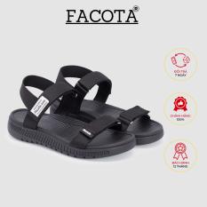Giày sandal nữ Facota Angelica AN01 sandal học sinh nữ quai dù