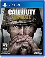 [US-NEW] Đĩa game Call of Duty: WWII – PlayStation 4