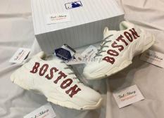 Giày SNEAKER MLB Newyork Yankees BOSTON Trắng Hót Nhất Năm 2020