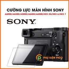 Cường lực Sony A6000 – Dán cường lực màn hình máy ảnh Sony A6000/A6300/A5000/A6400/A6500/NEX 3N/NEX 6/NEX 7