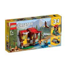 MY KINGDOM – Nhà Gỗ Ven Hồ LEGO 31098