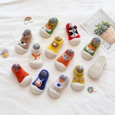[HCM]Giày bún tập đi cho bé – Giày bún đế mềm cho bé