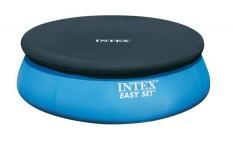 Tấm phủ bể bơi tròn INTEX các loại 3m05, 3m66, 4m57 chuyên dụng cho bể bơi phao