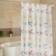 Màn Treo Nhà Tắm Chống Nước, Kích thước 1m8 x 2m thuộc bộ sp Rèm cửa sổ đẹp, Rèm nhựa pvc, Rèm nhựa ngăn lạnh, Rèm cửa sổ đẹp