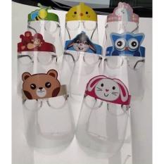 Kính chống giọt bắn, kính bảo hộ trong suốt an toàn không mờ hàng chính hãng cho trẻ em siêu kute