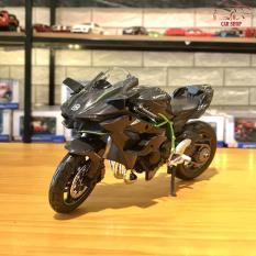 Mô hình xe mô tô Kawasaki H2R tỉ lệ 1:12 hãng Maisto