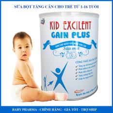 Sữa công thức tăng cân cho trẻ suy dinh dưỡng Kid Gain Plus 900g
