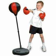 [ XẢ HÀNG- 2 NGÀY CUỐI] ĐỒ CHƠI BOXING CHO BÉ Set đồ chơi tập boxing cho bé kích thích vận động | CAM KẾT HÀNG NHƯ HÌNH