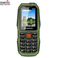 Điện thoại M-Power A18mini Kiêm PIN sạc dự phòng – Hàng nhập khẩu