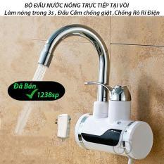 vòi nước nóng lạnh Kangaroo -máy lọc nước nóng lạnh , mua ngay Vòi Nước Nóng Trực Tiếp Tại Vòi Nox , Đầu Cắm Bảo Vệ , Chống Giật , Dễ Lặp Đặt Tại Vòi Nước Gia Đình , Lỗi 1 Đổi 1 Bởi MYLOVE