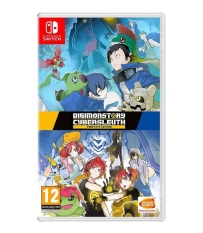 Băng Game Digimon Story: Cyber Sleuth Complete Edition Nintendo Switch