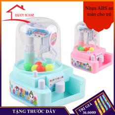 Đồ chơi trẻ em, máy gắp bóng cho bé yêu, nhiều màu sắc, chất liệu an toàn cho bé