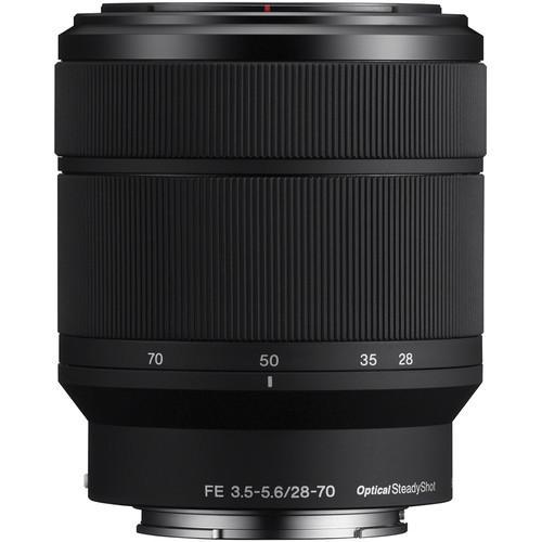 Ống kính Sony FE 28-70mm f/3.5-5.6 OSS, Mới 100% (Hàng Sony Việt Nam)- Hàng tách máy, không hộp
