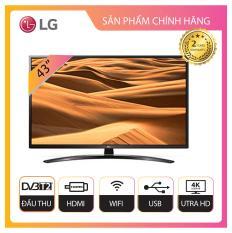 Smart TV LG 43inch 4K Ultra HD – 43UM7400PTA (2019) – Hãng phân phối chính thức