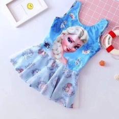 Bộ Bơi Liền Elsa Rất Đẹp, Giành Cho Các Bé Từ 9-25kg