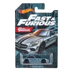 Đồ Chơi Hot Wheels Siêu Xe Fast And Furious 15 Mercedes AMG GT GJV57/GDG44