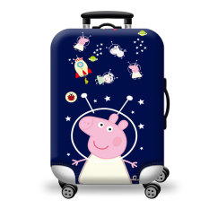 Bao hành lý,Áo bọc vali vải thun co giãn 4 chiều Zooyoo H125
