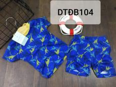 Bộ ngắn tay thun borip size đại cho bé trai 25 đến 40kg – Bộ quần áo trẻ em