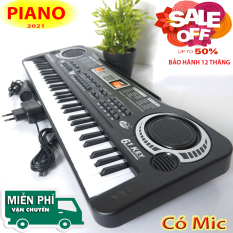 [ PIANO 2021 ] Mua Đàn Piano – Bé Học Đàn Tại Nhà Phát Triển Tay, Trí Não ,Thuộc Bàn Phím – Đàn Organ Cho Người Lớn Và Trẻ Em – Đàn Kỹ Thuật Số Âm Cực Hay- Bh 12 thang