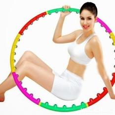 Vòng lắc eo giảm cân hiệu quả với các hạt hoạt tính massage đánh tan mỡ bụng