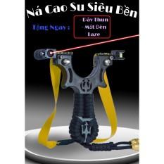 N á Cao Xu (Mẹc Nhựa Abs), Tặng Kèm Mắt Laze, 50 Bi, 1 Dây thun