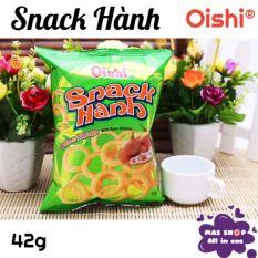 Bánh Snack Hành Oishi® gói 42g