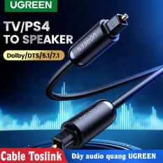 Dây audio quang (Toslink, Optical) chuẩn ugreen
