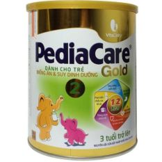 Sữa PediaCare Gold 2 900g (từ 3 tuổi trở lên)