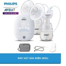 Máy hút sữa điện đôi hiệu Philips Avent (303.01)