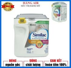 [ Hàng air, có bill ] Sữa Similac Pro Advance 964g – Cho Bé 0-12 tháng nhập mỹ