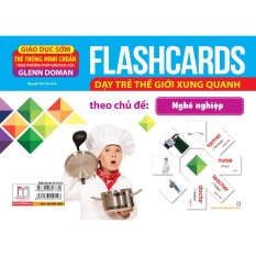 Flashcards – Nghề Nghiệp (Thẻ)