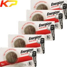5 viên Pin CR2032 Energizer lithium 3V