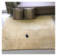 thảm lông trải sàn cao cấp (Thảm dày cao cấp dán 1.6*2m)