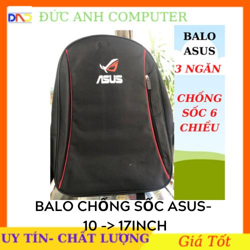 [Nhập NEWSELLERW503 giảm 10% tối đa 100K] Balo laptop Asus chính hãng chống sốc 6 chiều cam kết sản phẩm đúng mô tả chất lượng đảm bảo