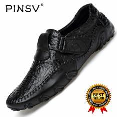Giày da nam văn phòng công sở chất liệu cao cấp PINSV