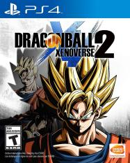 [US-NEW] Đĩa game Dragonball Xenoverse 2 – Playstation 4
