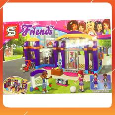 Đồ Chơi Noel – Lắp Ghép Friends 881 – Đồ Chơi Trẻ Em Toy Mart