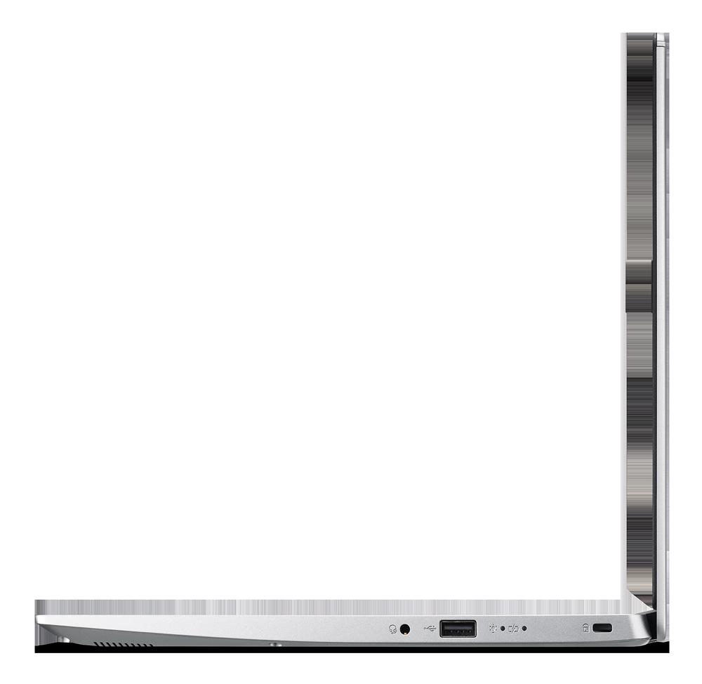 Laptop Acer Aspire 5 A514-53-3821, Core i3-1005G1(1.20 GHz,4MB), 4GBRAM, 256GBSSD, Intel UHD Graphics, 14FHD, WC, Wlan ax+BT, 48Wh, Win 10 Home, Bạc(Pure Silver),1Y WTY(NX.HUSSV.001) – Hàng chính hãng