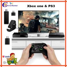 Tay cầm chơi gane Xbox 360 X-One không dây Wireless 2.4G phù hợp cho Xbox One, PC Win7, Win8, Win10, Android Phone, PS3